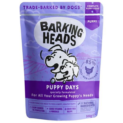 Barking Heads Puppy Days Wet Puppy Food