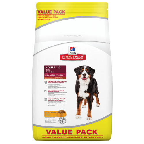 Hills Science Plan Large Breed Adult Chicken Dry Dog Food
