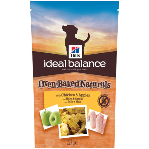 Hills Ideal Balance Oven Baked Chicken & Apple Adult Dog Treats