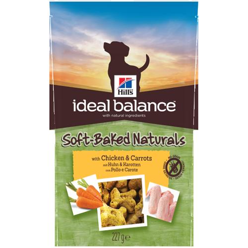 Hills Ideal Balance Soft Baked Chicken & Carrot Adult Dog Treats 227g