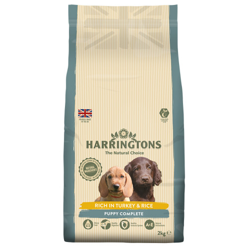 Harringtons Turkey & Rice Puppy Food
