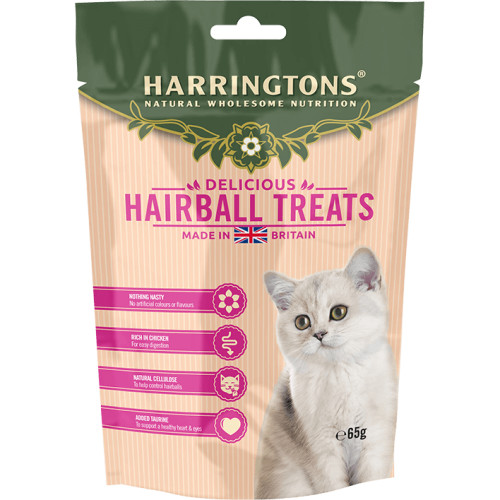 Harringtons Hairball Control Cat Treats
