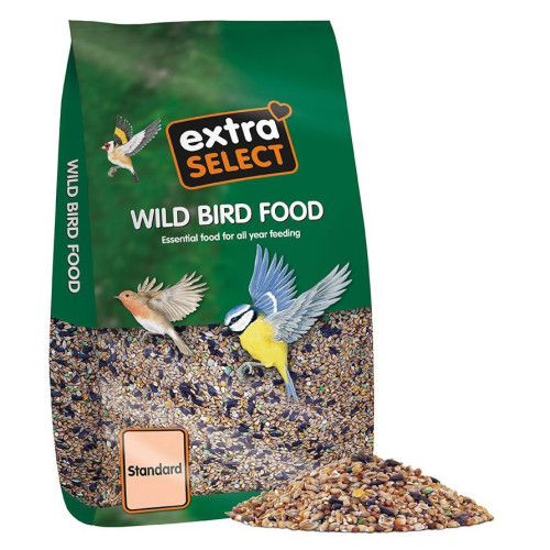 Extra Select Standard Wild Bird Food 20kg