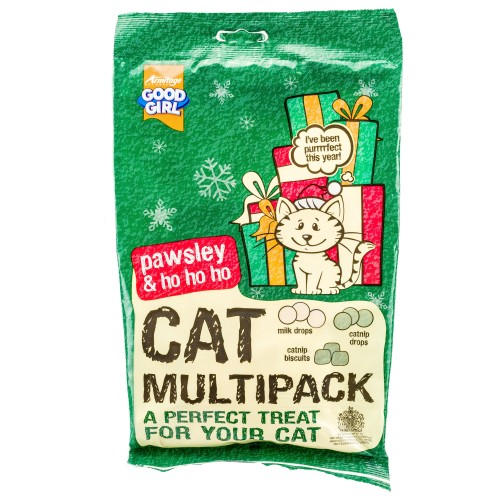 Good Girl Cat Multipack Treats