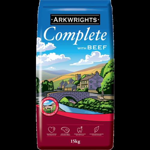 Arkwrights Beef Dog Food 15kg