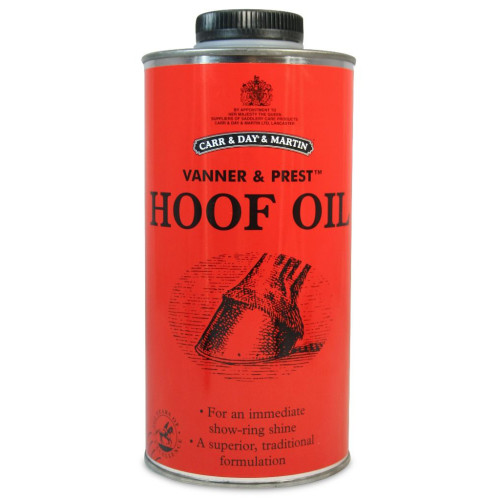 Carr & Day & Martin Vanner & Prest Hoof Oil 500ml