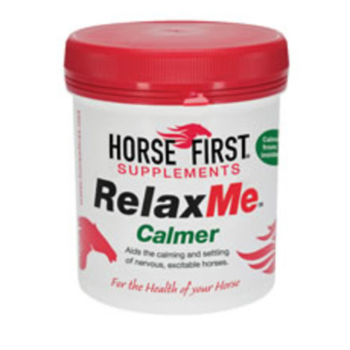 Horse First Relax Me Calming Horse Supplement 750g
