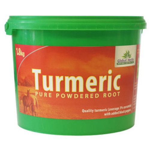 Global Herbs Turmeric Horse Supplement
