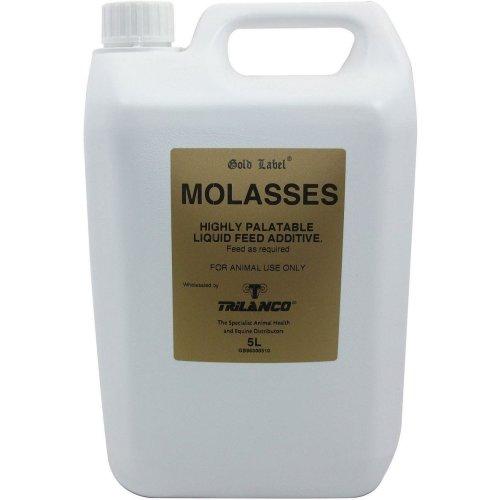 Gold Label Liquid Molasses Horse Supplement 5 Litres