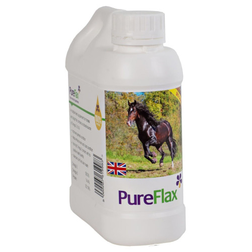 Pureflax Flax Seed Oil For Horses