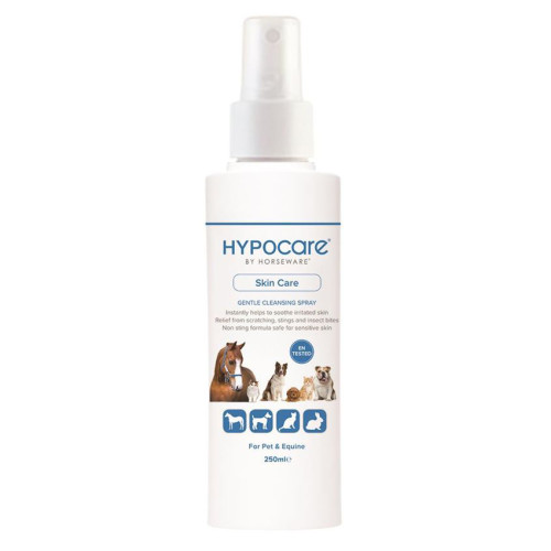 Horseware Hypocare Skin Care for Cats, Dogs & Horses