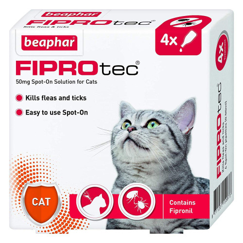 Beaphar FIPROtec Spot On for Cats
