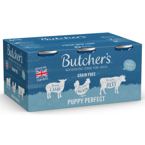 Butchers Puppy Perfect in Jelly Wet Puppy Food