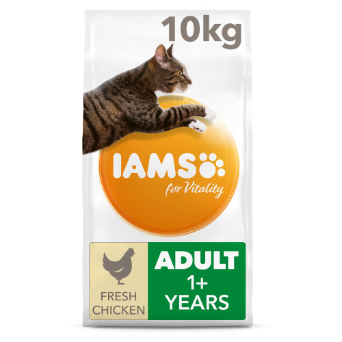 IAMS for Vitality Chicken Adult Dry Cat Food