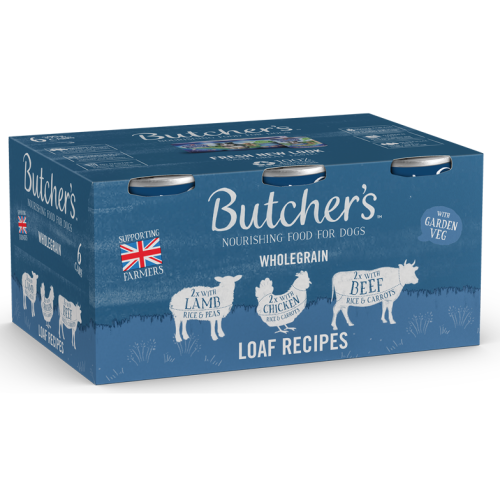 Butchers Loaf Recipes Dog Food Tins 390g x 48
