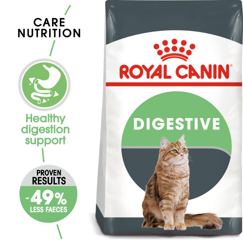 Royal Canin Digestive Care Dry Adult Cat Food 4kg