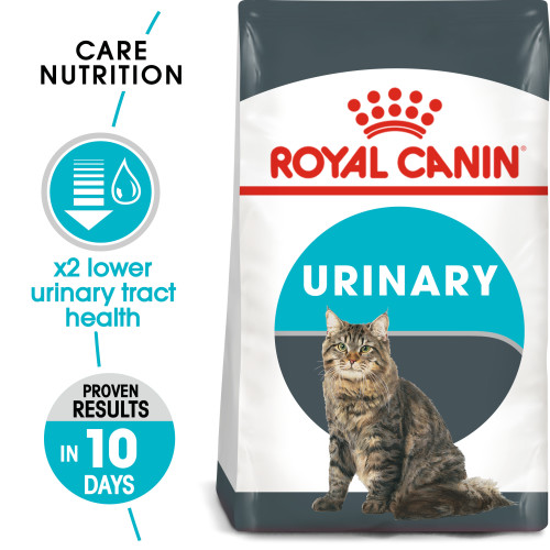 Royal Canin Urinary Care Dry Adult Cat Food 10kg x 2