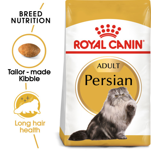 Royal Canin Persian Dry Adult Cat Food 4kg x 2