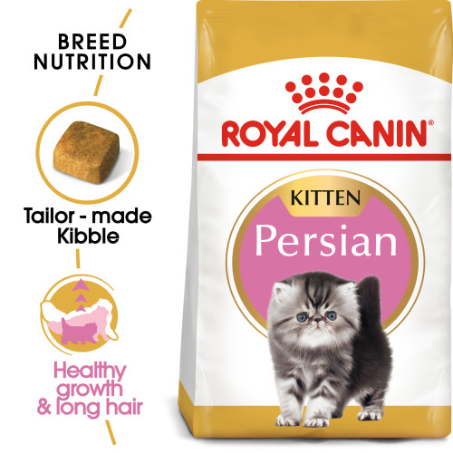 Royal Canin Persian Kitten Dry Cat Food 400g