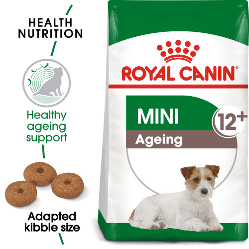 Royal Canin Mini Ageing +12 Senior Dry Dog Food