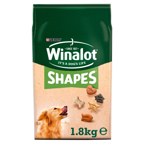 Winalot Shapes Dog Biscuits