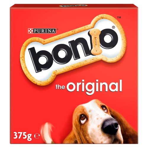 Bonio Original Dog Biscuits 375g