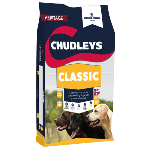 Chudleys Classic Working Dog Food