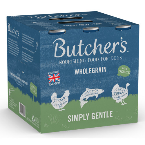 Butchers Simply Gentle Cans in Loaf Wet Dog Food
