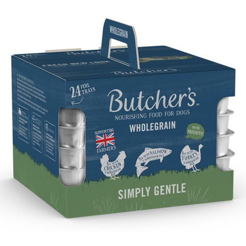 Butchers Simply Gentle Trays Wet Dog Food