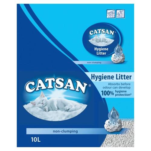 Catsan Hygiene Cat Litter 10 Litres