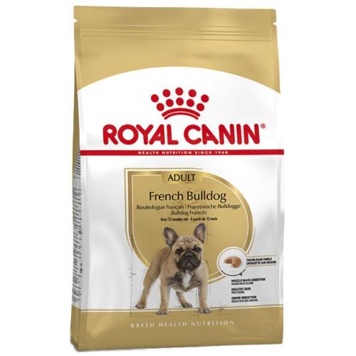 Royal Canin French Bulldog Adult Dry Dog Food 3kg