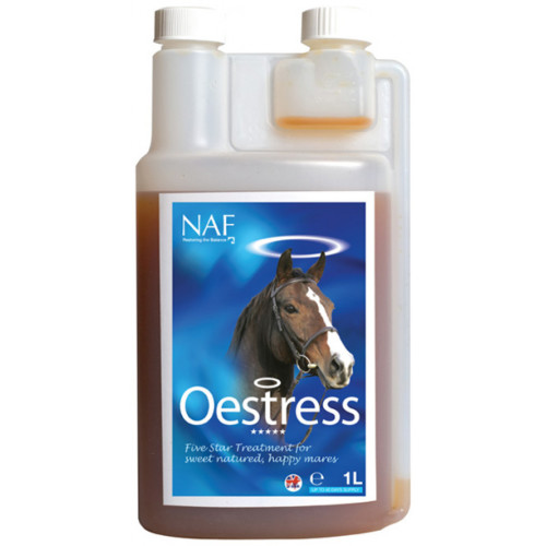 NAF Oestress Horse Liquid Calming Supplement 1 Litre