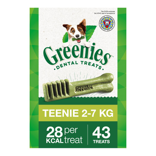 Greenies Teenie Dental Dog Treats 340g