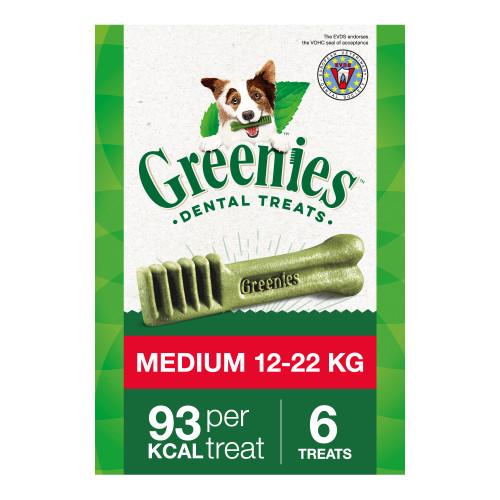 Greenies Regular Dental Dog Treats 170g