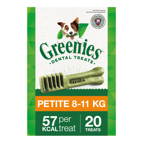 Greenies Petite Dental Dog Treats 340g