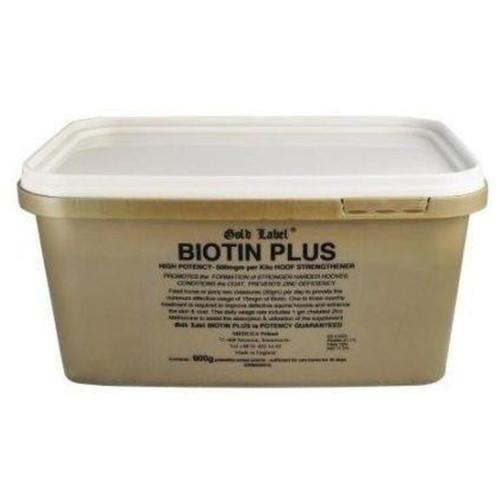 Gold Label Biotin Plus Horse Hoof Supplement 900g