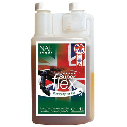 NAF Five Star Superflex Liquid Horse Joint Supplement 1 Litre