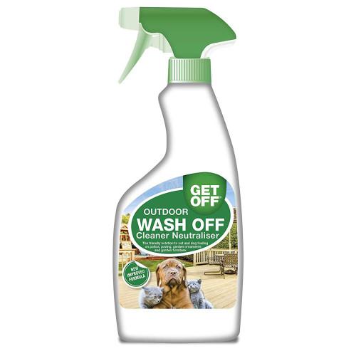 Get Off Outdoor Wash Off Cleaner Neutraliser Spray 500ml