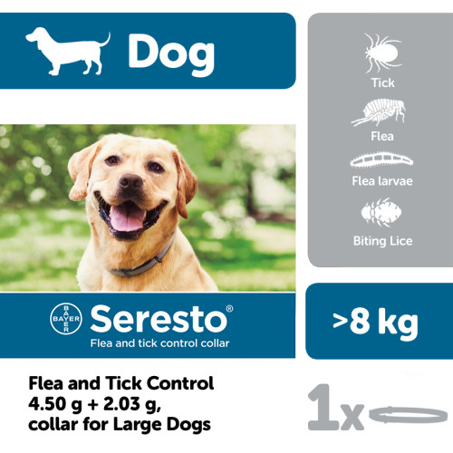 Seresto Flea & Tick Collar for Dogs Large Dogs></noscript><img fifu-featured=