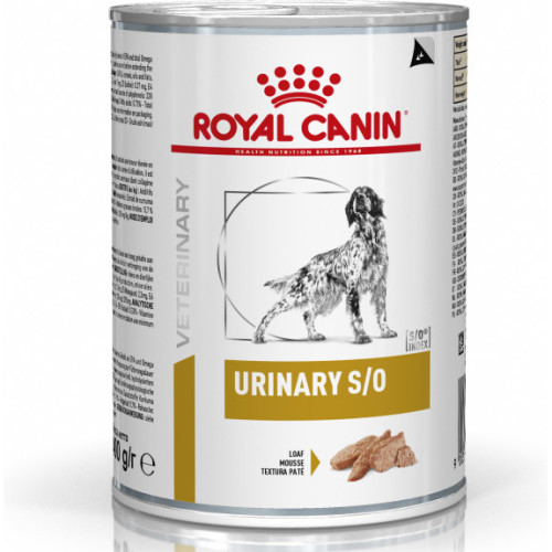 Royal Canin Veterinary Urinary SO LP 18 Wet Dog Food 410g x 24