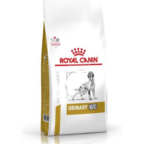 Royal Canin Veterinary Urinary UC 18 Low Purine Dog Food 14kg x 2