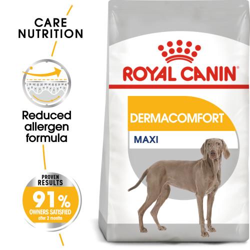 Royal Canin Maxi Dermacomfort Adult Dry Dog Food 10kg