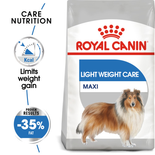 Royal Canin Maxi Light Weight Care Adult Dry Dog Food 3kg