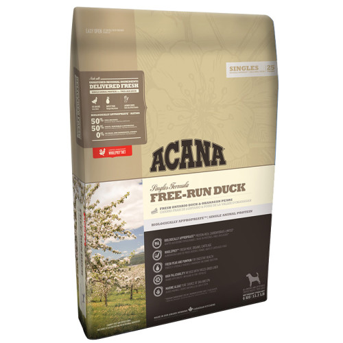 Acana Free Run Duck Adult Dog Food 2kg