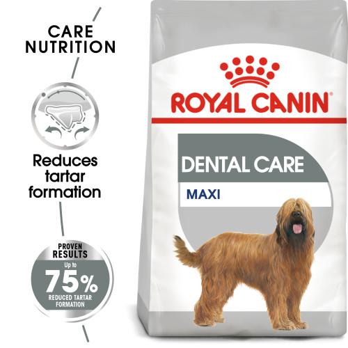 Royal Canin Maxi Dental Care Adult Dry Dog Food 3kg