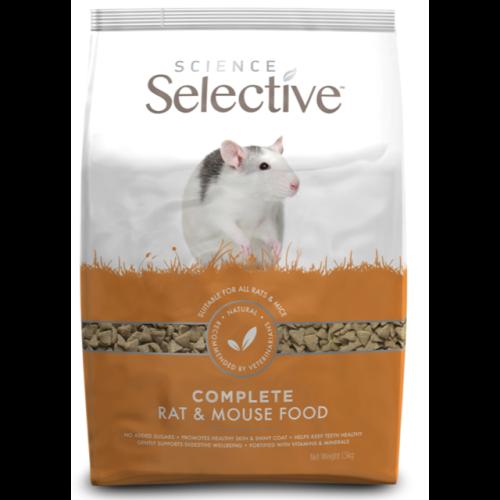 Supreme Science Selective Rat & Mouse Food 1.5kg