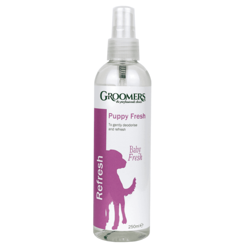 Groomers Puppy Fresh Spray 250ml