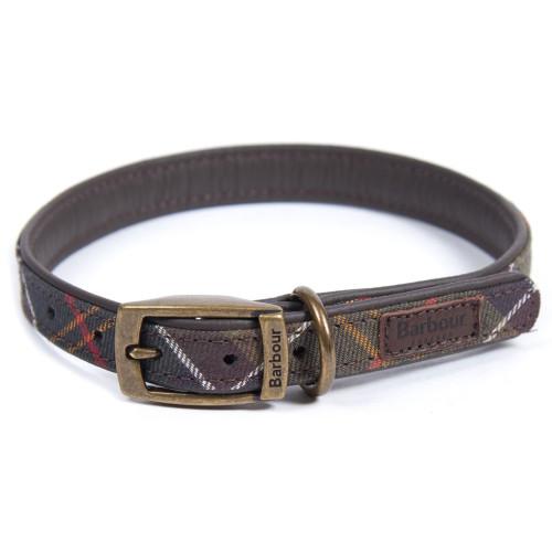 Barbour Classic Tartan Dog Collar Large