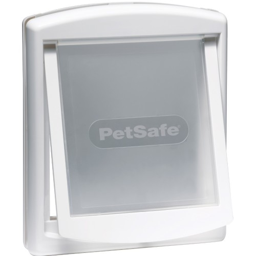 PetSafe Staywell Original 2 Way Pet Door in White Large