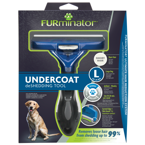 Furminator Dog Deshedding Tool Large Dog Short Hair